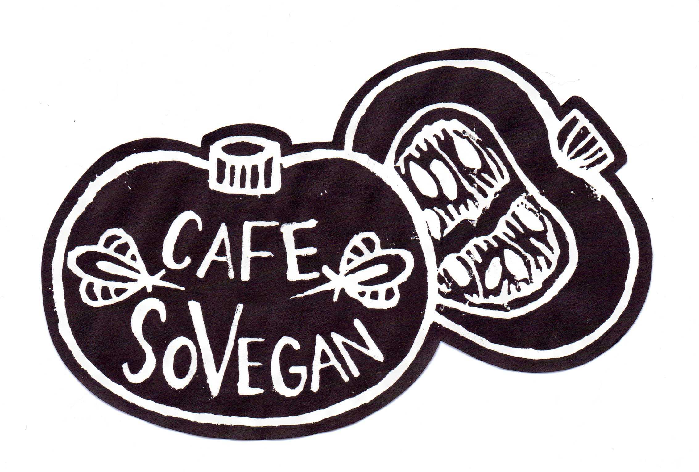 New vegan food in Hackney