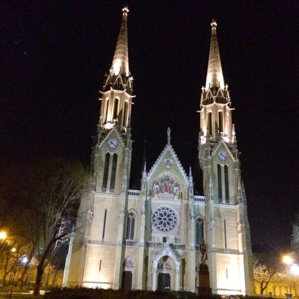 church budapest