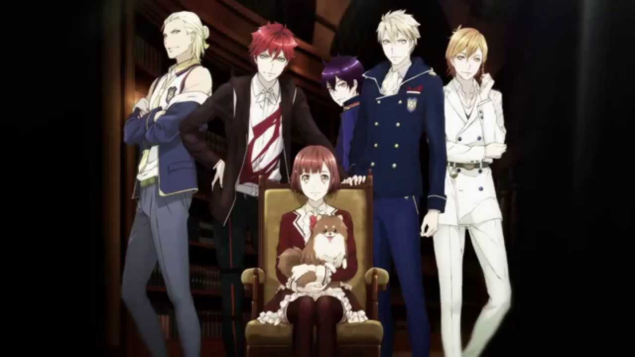 Diabolik Lovers Wallpaper Fall Dance With Devil Subtitle Indonesia Download Anime