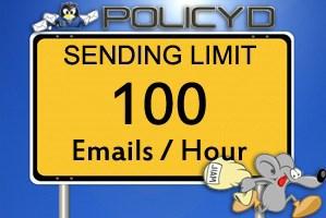 Postfix--PolicyD-Sending-Limit