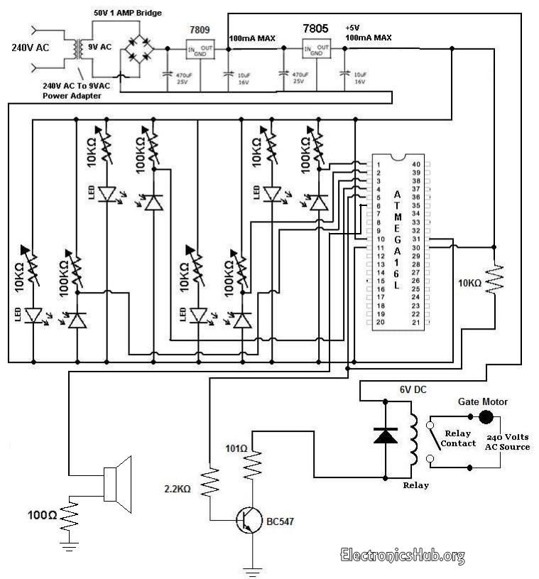 circuit diagram practice problems