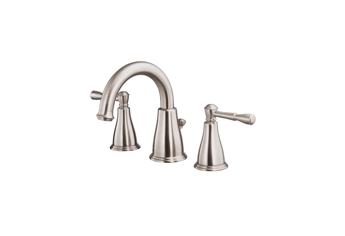 Brushed Nickel Bathroom Faucets Clearance Faucet D304015bn In Brushed Nickel By Danze