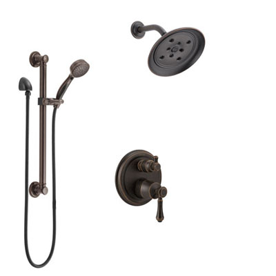 Building a Custom Shower System using a Delta Shower System Control
