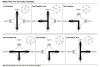 Shower Transfer Valve Piping Diagram - Electrical Work ...