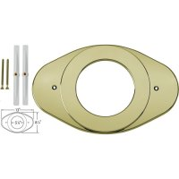 Delta Shower Valve Renovation Cover Plate in Polished ...