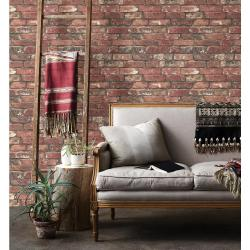 Popular Your Home Faux Brick Wall Ideas Faux Brick Wall Exterior Find Some Faux Brick Wallpaper Looks Options Here From Ways To Create A Fake Brick Wall