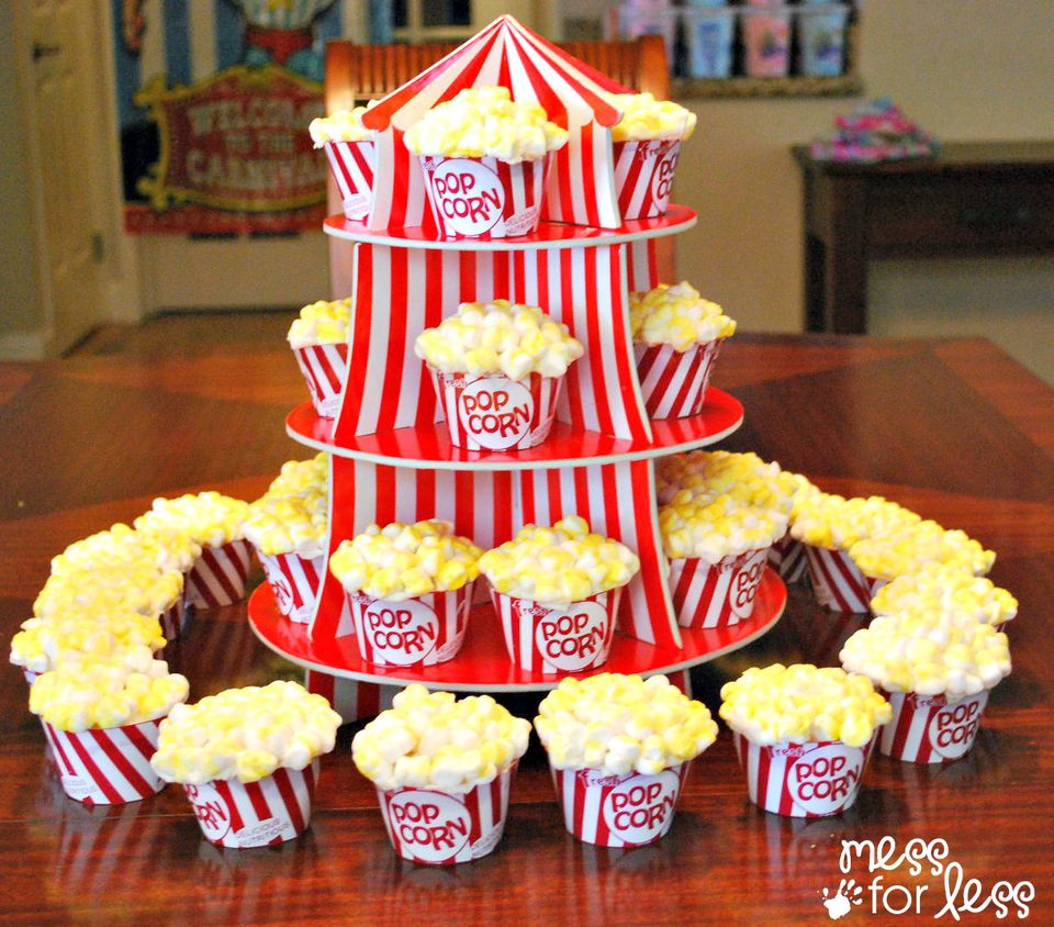 Ikea Hot Dog Party Big Top Ideas For Circus Birthday Parties