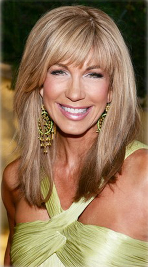Long hairstyles for women over 50 fave hairstyles