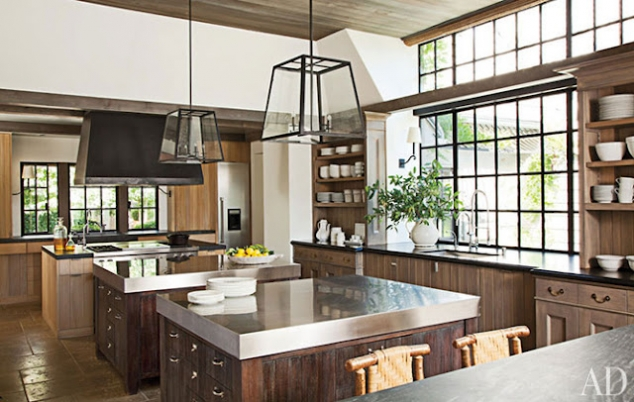 Kitchen Island With Cooktop And Prep Sink Three Kitchen Islands - Favething.com