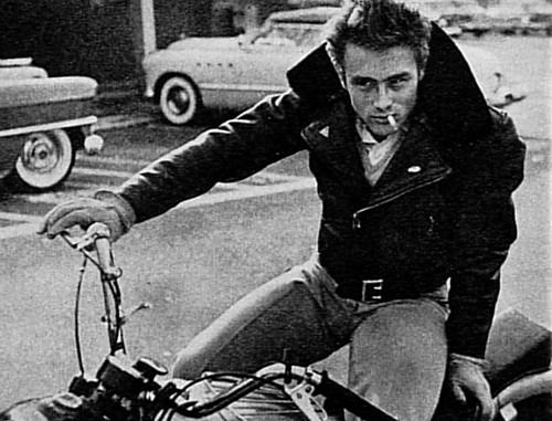 Cafe Racer Wallpaper Iphone Bike Boy Dean Guy Interesting James Dean Image