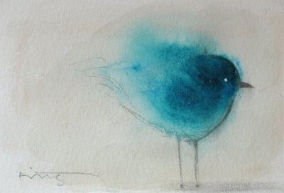 Iphone 7 Blob Wallpaper Animal Art Bird Birds Blue Blue Bird Image 28203