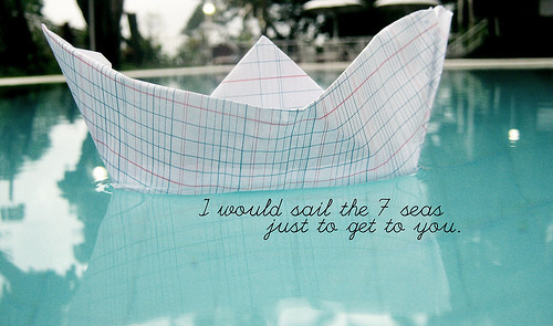Quotes About The Unknown Wallpaper Blue Boat Cute Id Sail Love Paper Image 29049 On