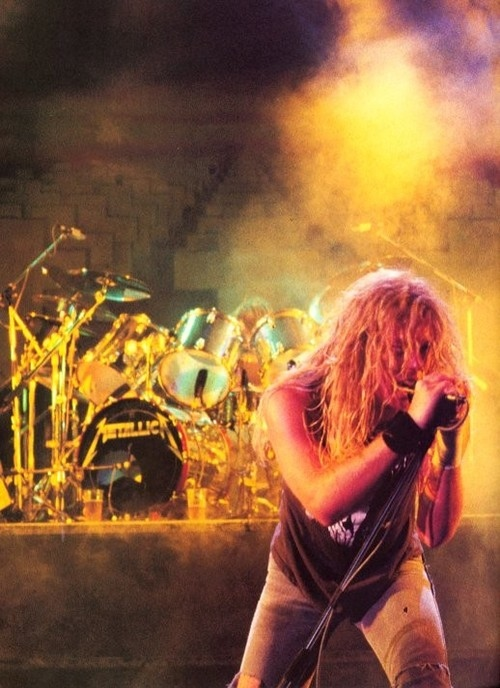 Rock Girl Wallpaper 80s Concert Heavy Metal Hot James Hetfield Master