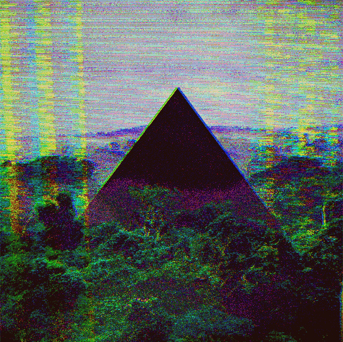 Cross Wallpaper Iphone 6 Danger Glitch Hipster Hipster Triangle Pyramid