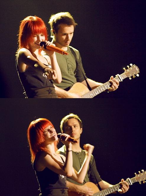 Hayley Williams Cute Wallpaper Band Friends Hayley Williams Josh Farro Paramore