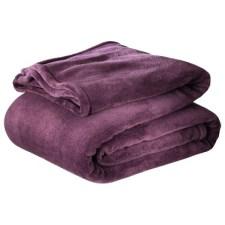 Threshold Microplush Blanket
