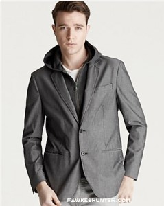 John Varvatos Hoodie Sportcoat at Bloomingdales $498