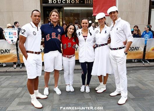 Team USA Casual Gear