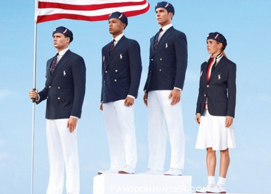Team USA Opening Ceremony Outfits