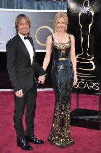 Nicole Kidman in L'Wren Scott Oscars 2013