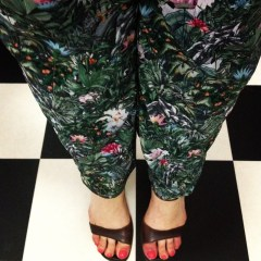 My H&M Conscious Collection Trousers