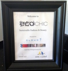 Welcome to Eco-Chic