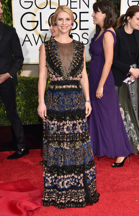 Claire Danes_Valentino_Golden Globes 2015_Rachel Fawkes San Francisco Fashion Stylist