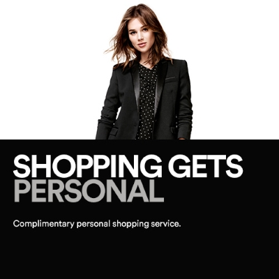 Shopping Gets Personal - Rachel Fawkes Personal Shopping Stanford