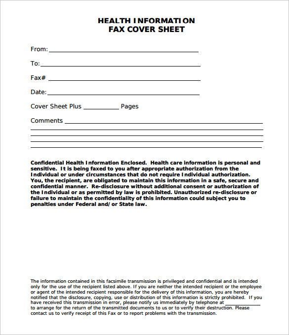 Confidential Fax Cover Sheet Free^^ Fax Cover Sheet Template