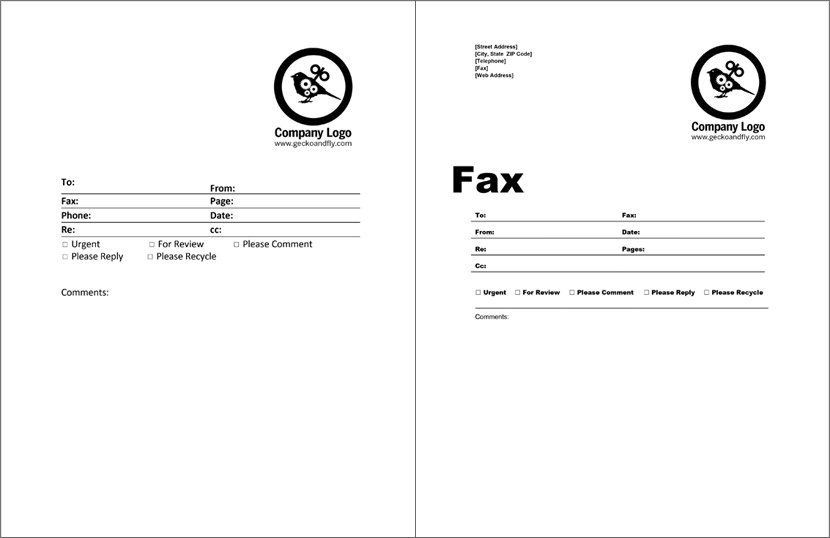 Holiday Fax Cover Sheet Templates Free Fax Cover Sheet Template - fax cover sheet download