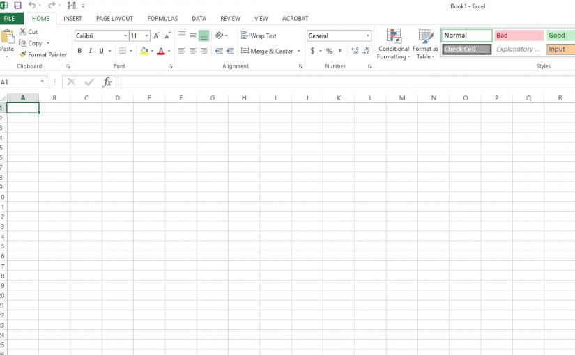 Remove blank rows from an Excel spreadsheet u2013 Just Faydra Deon - blank preadsheet