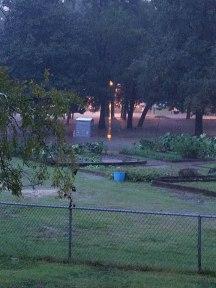 Pauletta Washington Williams Community Garden on Vanstory
