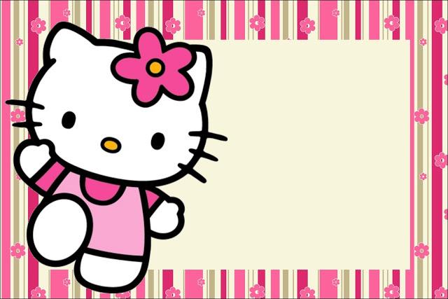 Arquivo Para Hello Kitty Fazendo A Nossa Festa