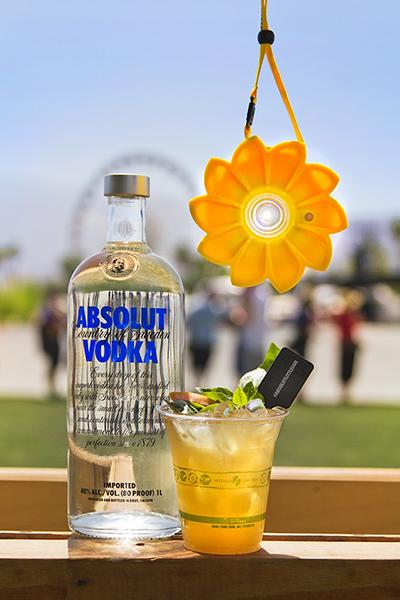 ABSOLUT Little Sun Cocktail