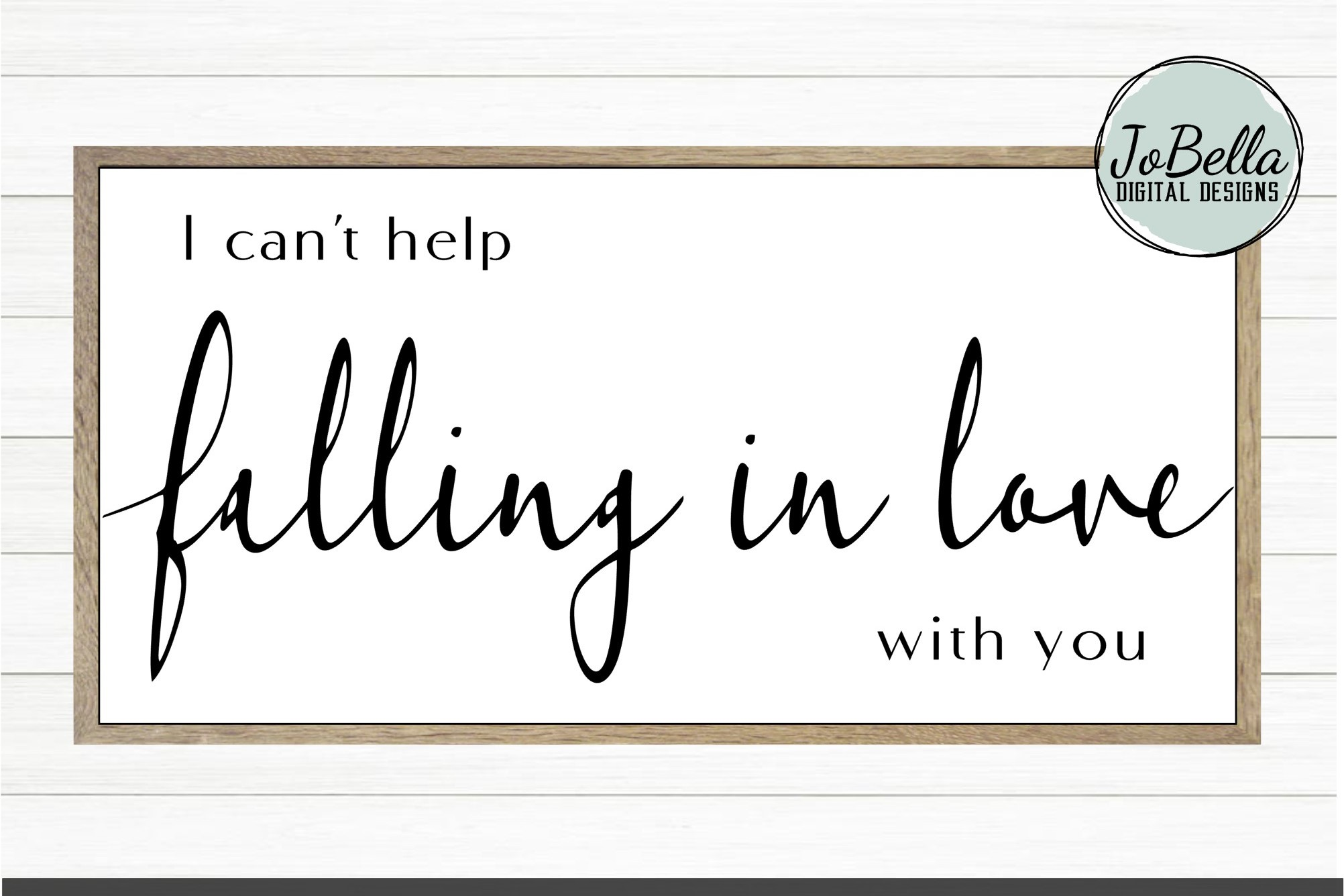 Falling In Love I Can T Help Falling In Love With You Svg And Printable