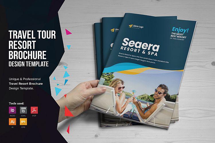 Travel Resort Brochure Design v1