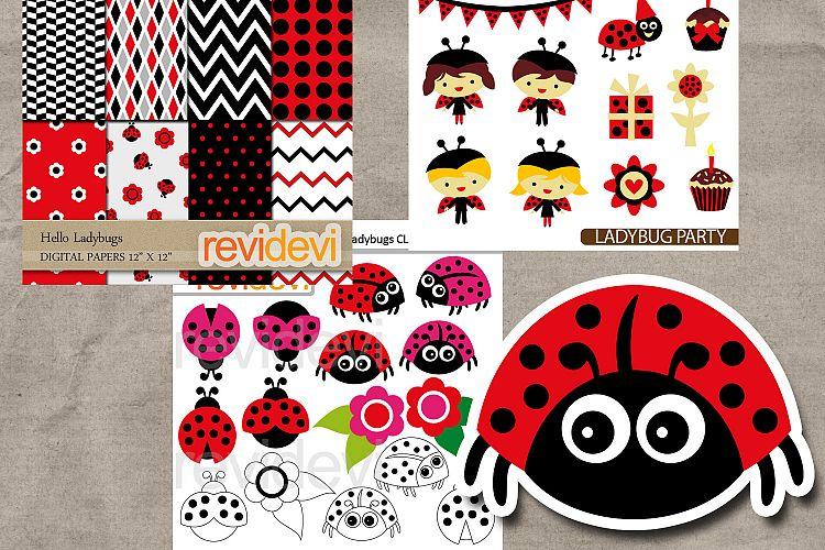 Ladybugs Bundle