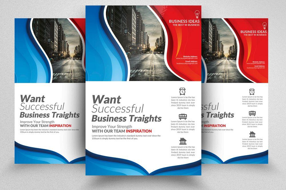 Internet Marketing Flyer Templates