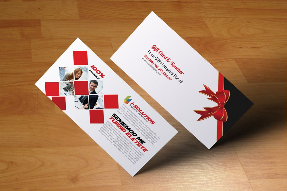 Business Insurance Gift Vouchers