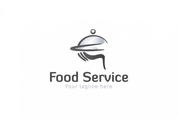 Food Service - Catering Service Logo Design Template