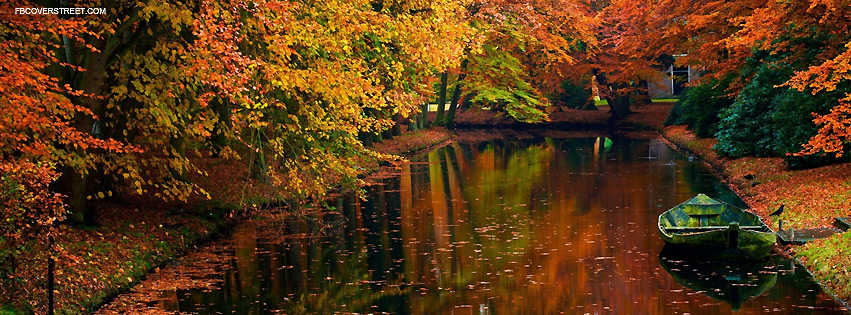 Free Fall Bc Nature Wallpaper Lake In Autumn Facebook Cover Fbcoverstreet Com