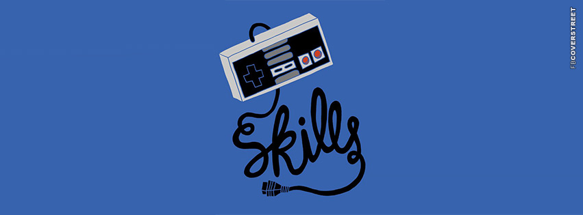 Gamers Quotes Wallpaper Old School Gaming Skills Nintendo Facebook Cover