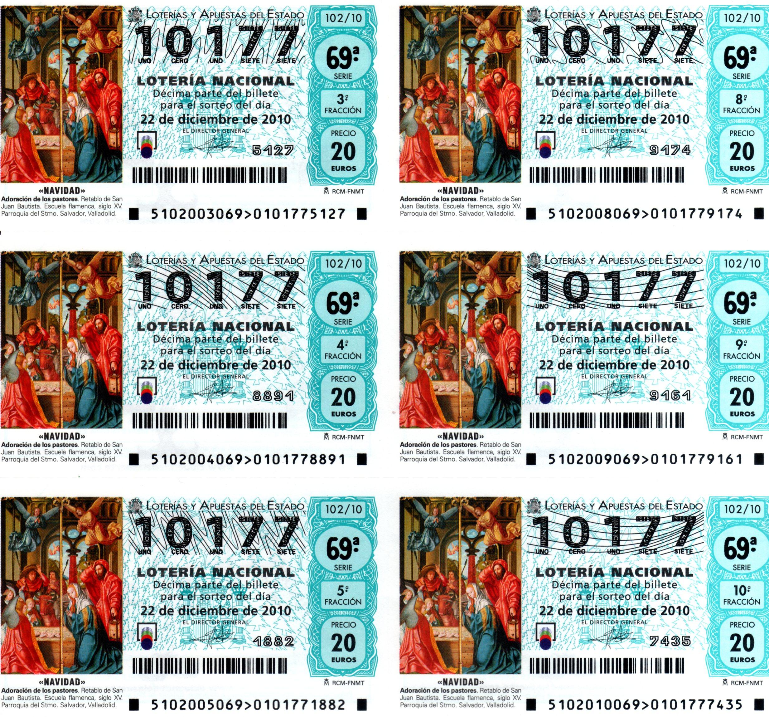 Tu Numero Loter Vas Loteria Nacional Loteria Nacional