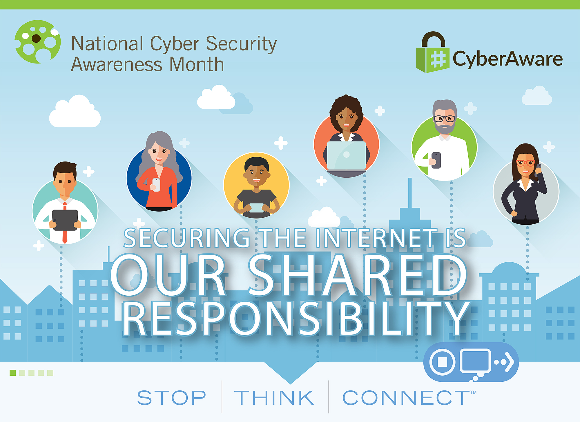 In Cyber Security Cyber Security Our Shared Responsibility Fbi