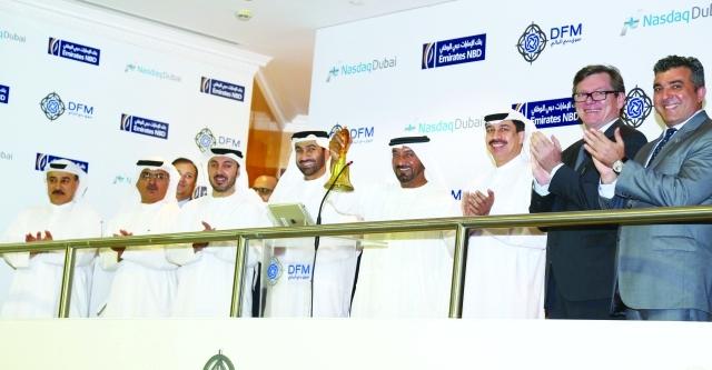 «الإمارات دبي الوطني» يدرج سندات بـ 3.5 مليارات