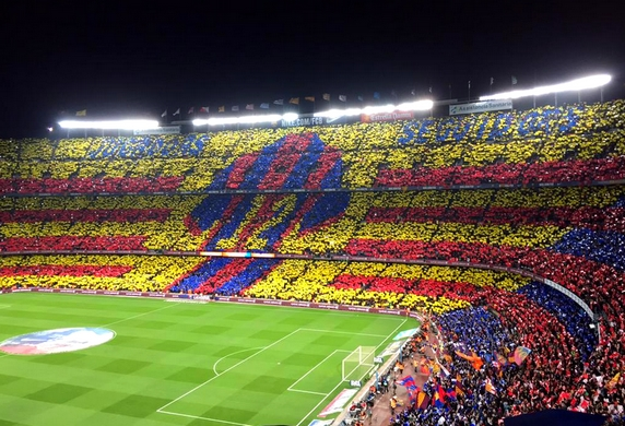 Real Madrid Wallpaper Full Hd 98 760 Spectateurs Au Camp Nou Fc Barcelone Com