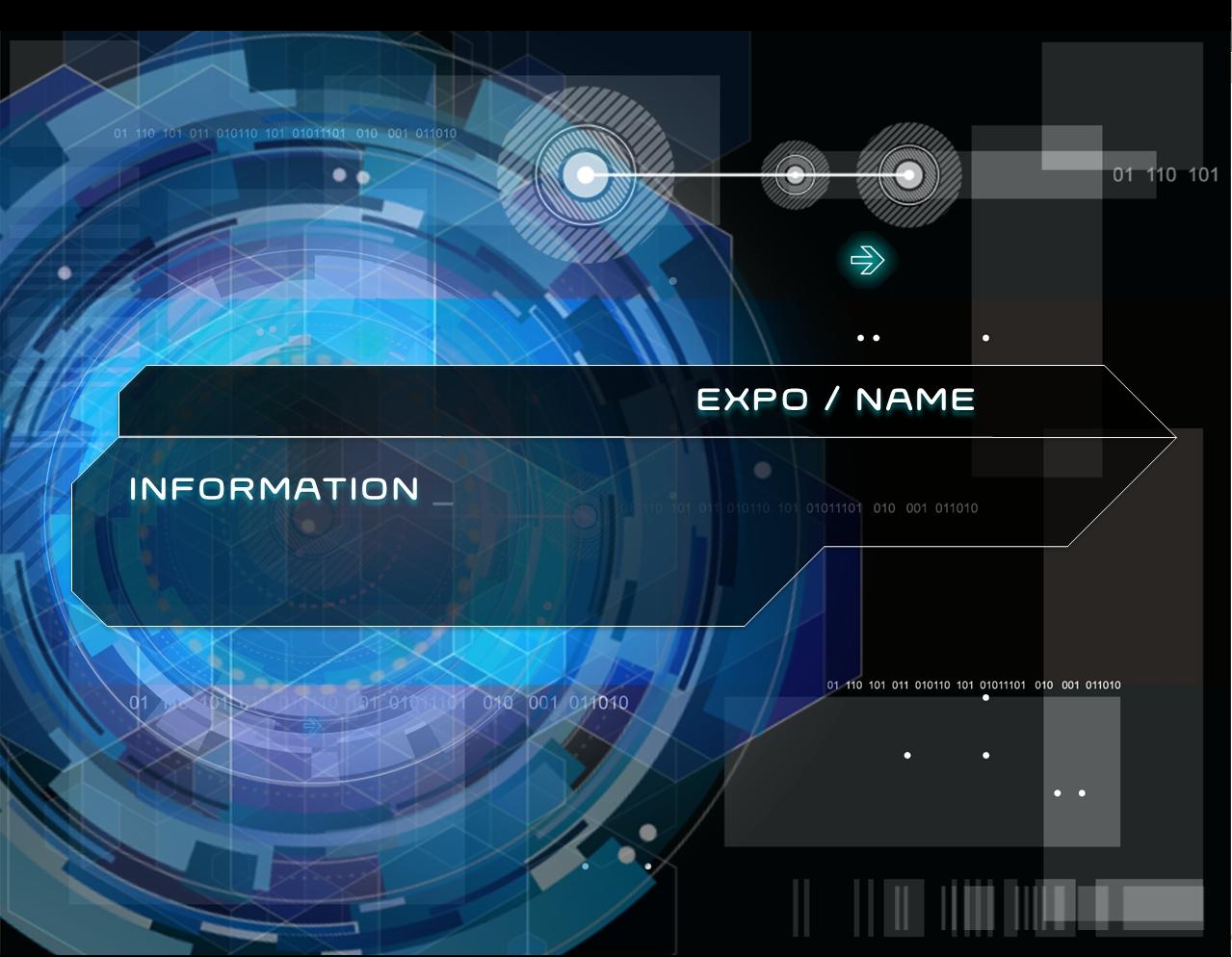 3d Hologram Wallpaper App Hitech Powerpoint Template By Evilskills On Deviantart