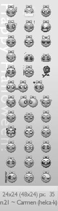 Emoticons Halloween By Helca K On DeviantART