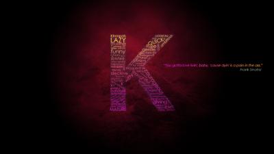 K Letter Wallpapers Hd