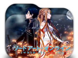 Sword Art Online Sao Folder Icon 479182358